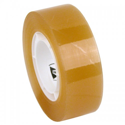 Desco Europe 242291 TAPE, WESCORP, CLEAR, ESD, 18MM x 32.9M, 25.4MM CORE