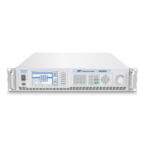 APM SP300VAC1000W-P AC Source 150/300V 9.2/4.6A 1000W 2U RS232/RS485/USB