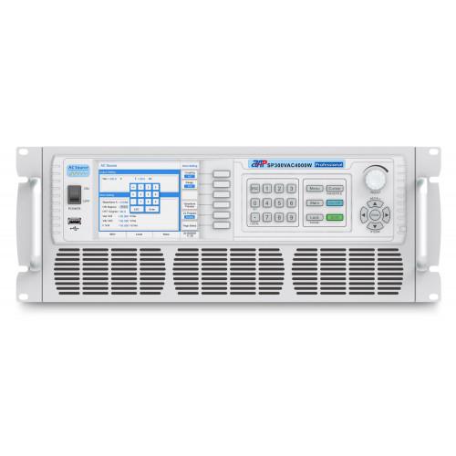 APM SP300VAC5000W-P AC Source 150/300V 46.0/23.0A 5000W 4U RS232/RS485/USB/LAN