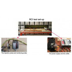 A Low-Cost Bulk Current Injection Test Set-Up