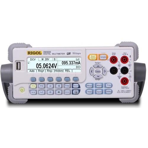 RIGOL DM3058 Multimetro da banco True-RMS