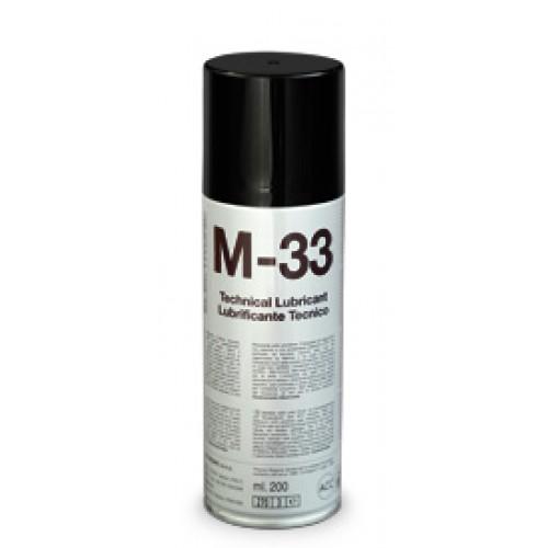 DUE-CI M-33 Lubrificante Tecnico Spray