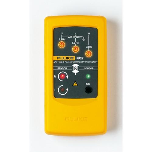 Fluke 9062 LED indicator 120..400V cycle direction and non-contact motor rotation