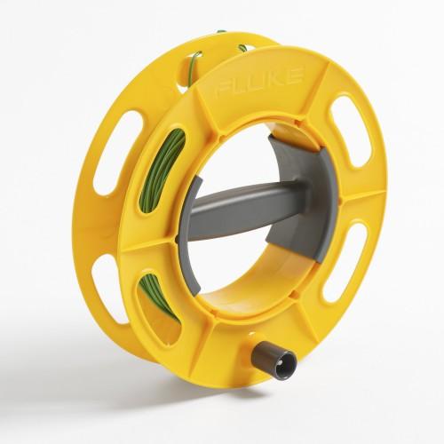 Fluke CABLE REEL 25M GR Rocchetta green cable, L = 25m