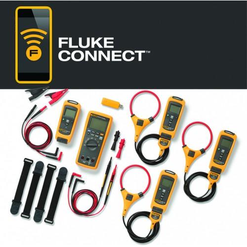 Fluke 3000FC HVAC HVAC kit consisting of Fluke 3000FC, A3000, T3000 and case