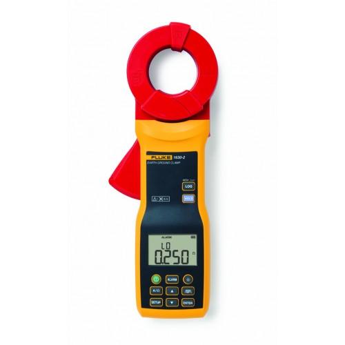 Fluke 1630-2 Pinza per misure di resistenza di terra 0.025..1500Ohm e dispersione 0.2mA..40A