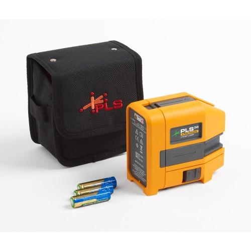 PLS 3G Z Livella laser a 3 punti verde