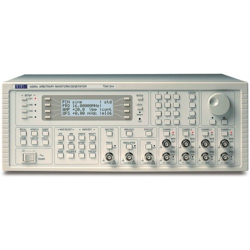 Aim-TTi TGA1244 Four Channels Arbitrary Waveform Generator