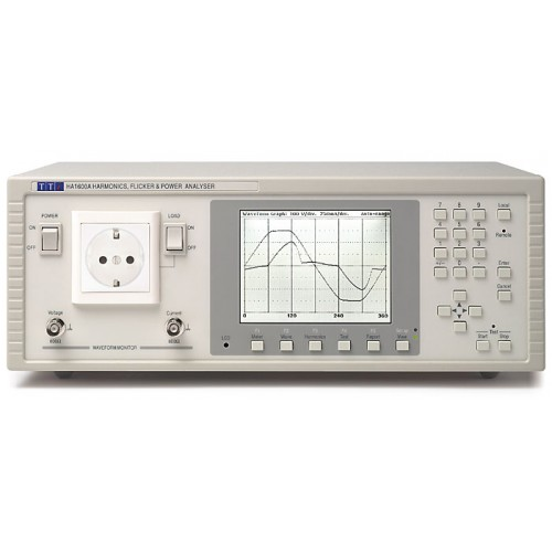 AimTTi HA1600A - Mains and Harmonics Analyser with Flicker Meter