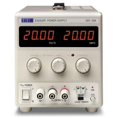 AimTTi EX2020R Alimentatore DC 20 Volts, 20 Amps, 400 Watts