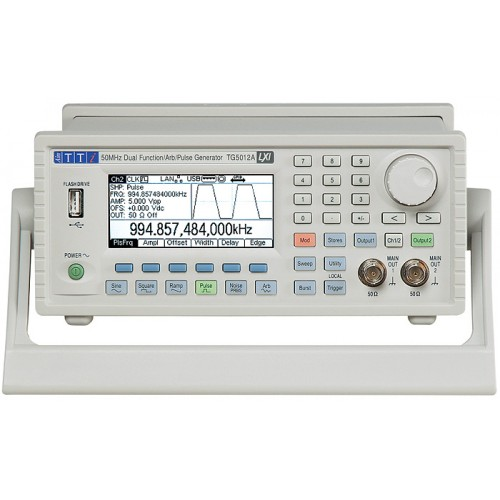 Aim TTi TG2512A - 25MHz Two Channel Function/Arbitrary/Pulse Generators