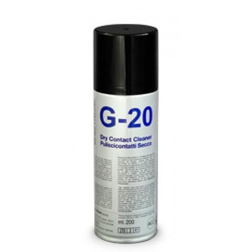 DUE-CI G-20 PulisciContatti Secco Spray