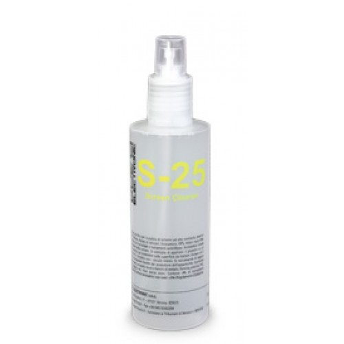 DUE-CI S-25 Pulisci schermo Spray 200 ml