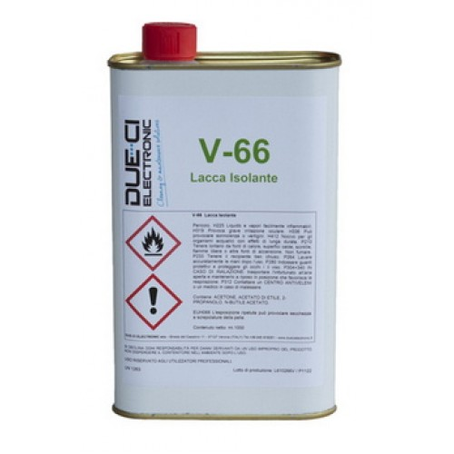DUE-CI V-66/1L Isolating Lacquer Spray 1liter