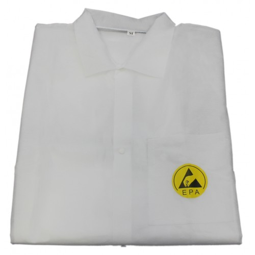ESD Lab Disposable Coat BF002260