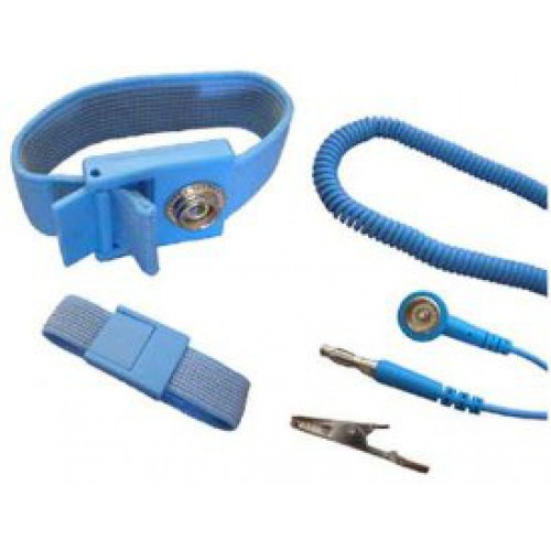 BF000050 ESD Wrist Strap with termination socket / banana