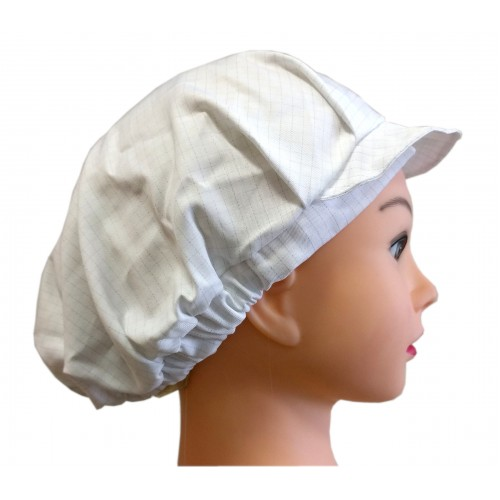 BF000829 ESD cap with elastic