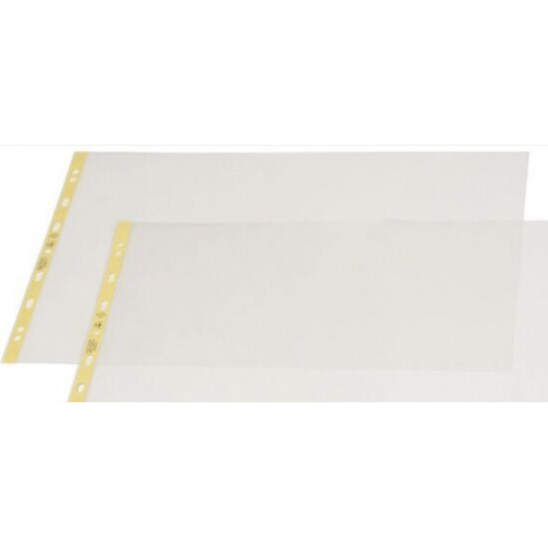 Document protectors A3 ESD, one side open, with perforations