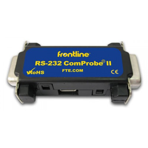 FTE Async RS-232 ComProbe II STA-232