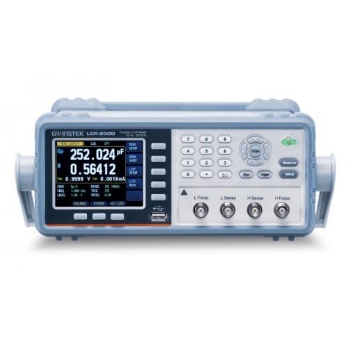GW Instek LCR-6002, 10Hz - 2kHz High Precision LCR Meter