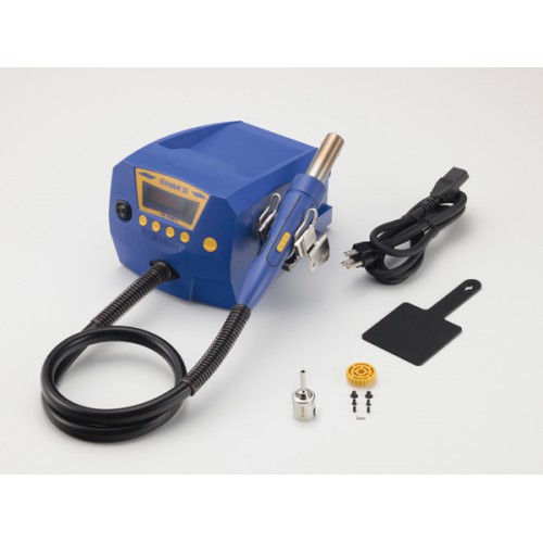 HAKKO FR-810B Hot Air Station European Version, Temperature and Air Flow Digital Regulation