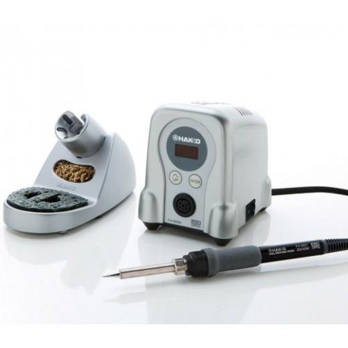 HAKKO FX-888D genuine soldering station 220V, silver