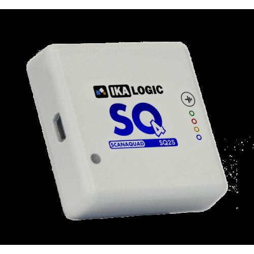 IKALOGIC ScanaQuad SQ25 Logic Analyzer and Digital Signal Generator