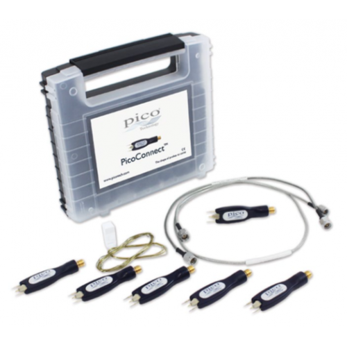 PicoConnect 920 Kit: all six 6 to 9 GHz gigabit probe head models