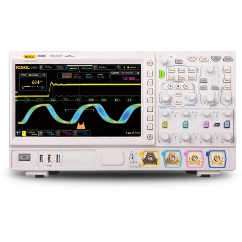 RIGOL DS7014 100MHz, 4 canali, oscilloscopio digitale