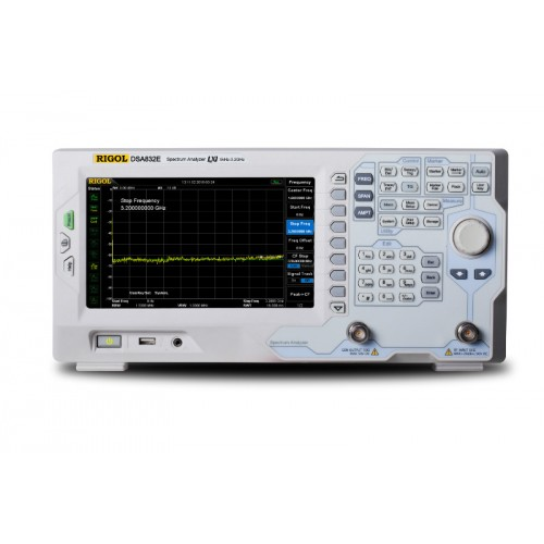 RIGOL DSA832E Spectrum Analyzer 9kHz 3,2GHz