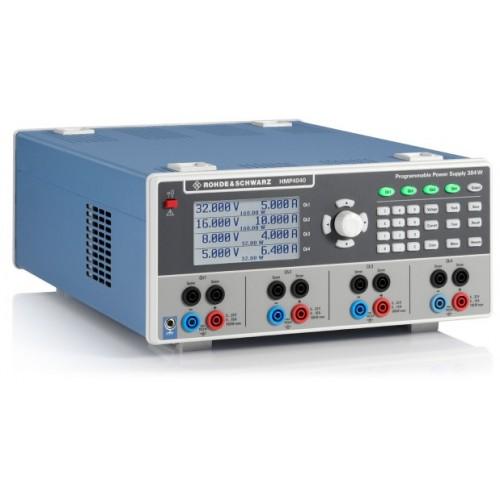 Rohde & Schwarz HMP4040 alimentatore quattro uscite 384W