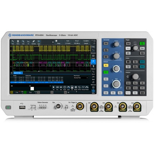 Rohde & Schwarz RTA4K-COM4 All Inclusive