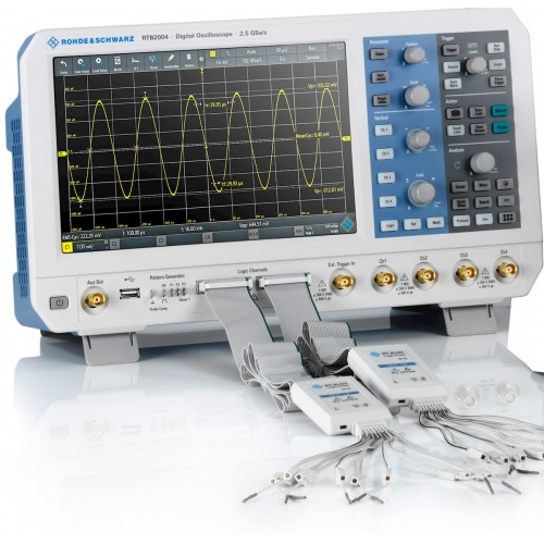 Rohde & Schwarz RTB2K-302M All Inclusive