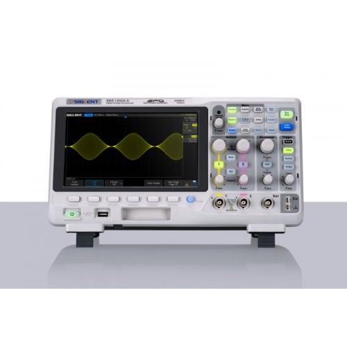 Siglent SDS1202X 200MHz 2ch Oscilloscope FREE Decoding