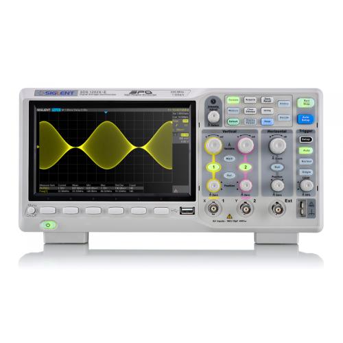 Siglent SDS1202X-E Oscilloscope 200MHz 2 channels