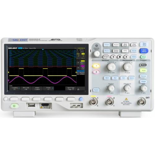 Siglent SDS2202X-E Oscilloscopes 200MHz 2 channels