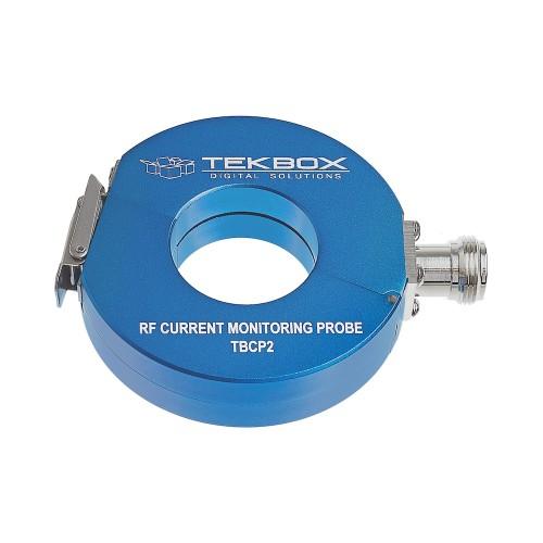 TekBox TBCP2-750 snap on RF current monitoring probe, 32mm 750MHz