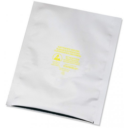 Desco 201040 Statshield® Metal-In Static Shielding Bag 100x760mm, 100pcs.