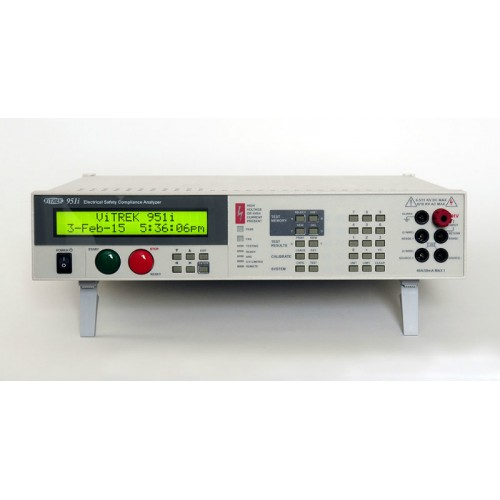 VITREK 955i 11KVDC 10KVAC/IR/LR Electrical Safety Compliance Analyzer