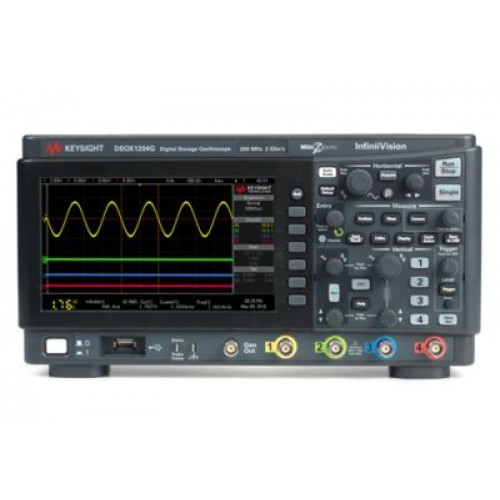 Keysight DSOX1204G oscilloscopio digitale