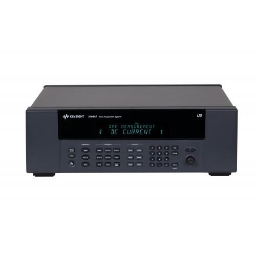 Keysight 34980A - Multifunction Switch/Measure Unit